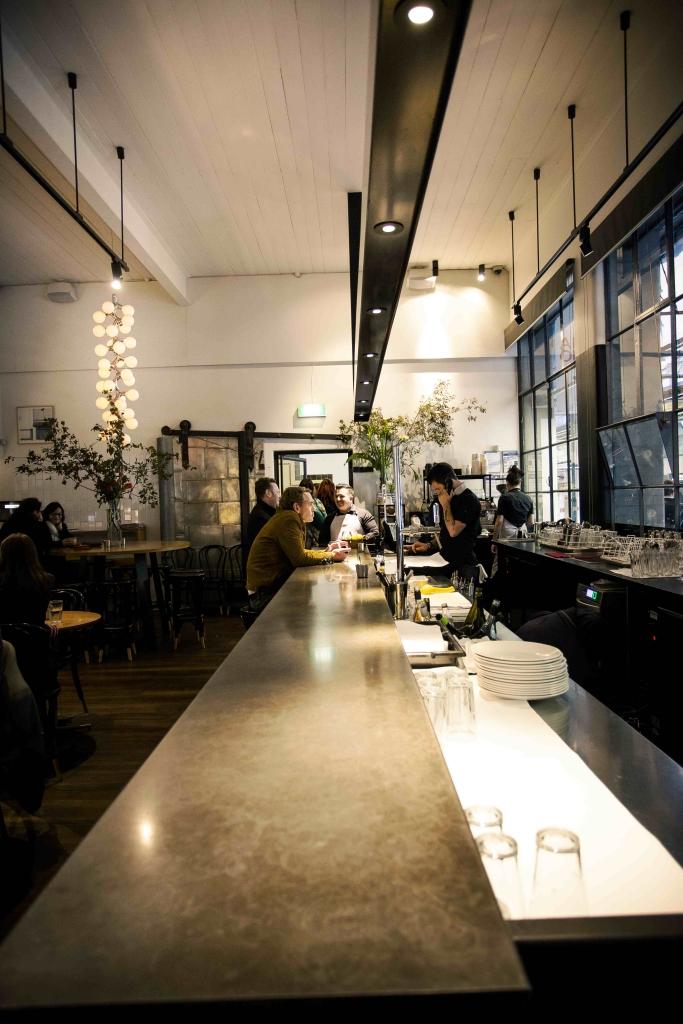 Cumulus upstairs - Review of Cumulus Inc., Melbourne ...