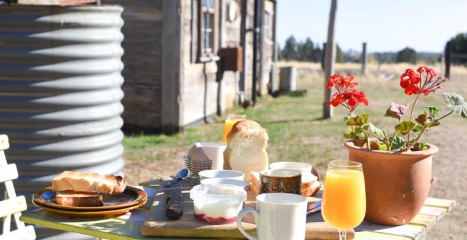A country escape to Bunjil Farm, Macedon Ranges