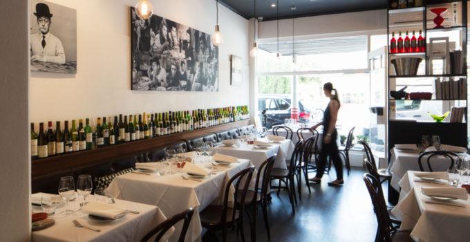 A Sicilian Feast at Mister Bianco Kew